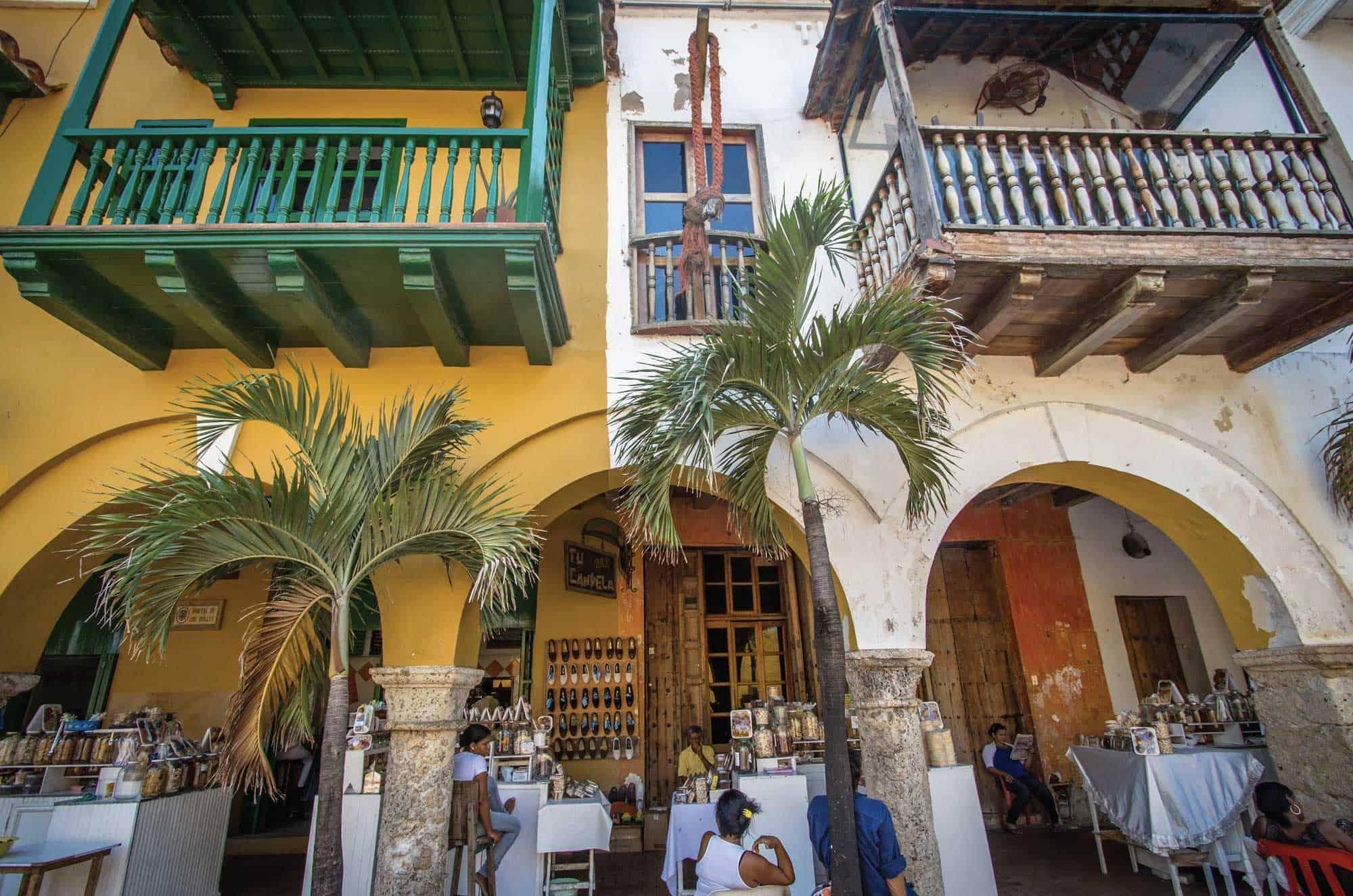 DMC in Cartagena Colombia