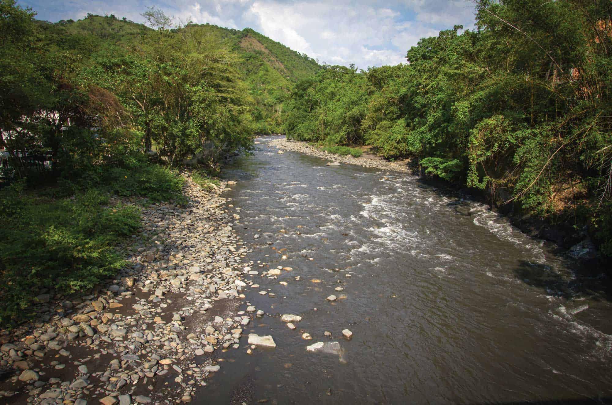 Colombian destination portfolio